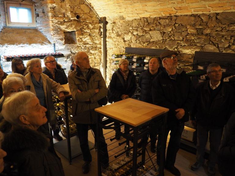 Seniorenbund Sulz-Röthis-Viktorsberg besucht das Schloss Amberg in Feldkirch am 10. März 2020 - Image 17