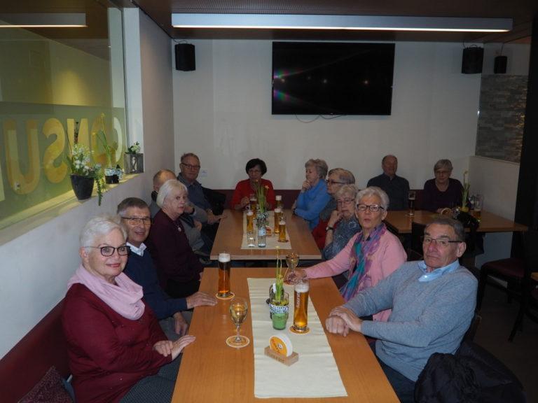 Seniorenbund Sulz-Röthis-Viktorsberg besucht das Schloss Amberg in Feldkirch am 10. März 2020 - Image 24