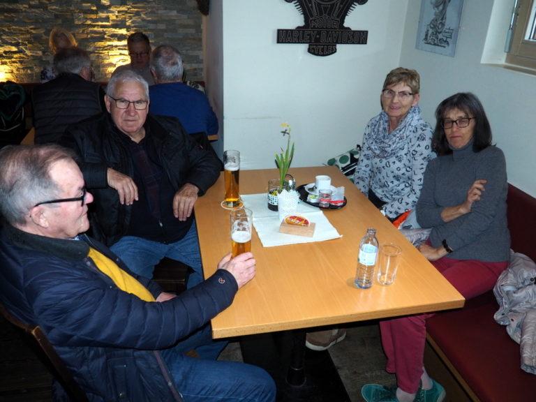 Seniorenbund Sulz-Röthis-Viktorsberg besucht das Schloss Amberg in Feldkirch am 10. März 2020 - Image 26