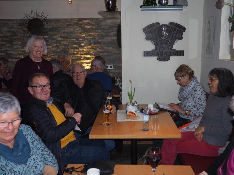 Seniorenbund Sulz-Röthis-Viktorsberg besucht das Schloss Amberg in Feldkirch am 10. März 2020 - Image 19