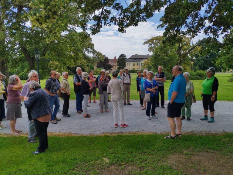 Senioren reisen wieder und akzeptieren COVID-19-Regeln - Image 4