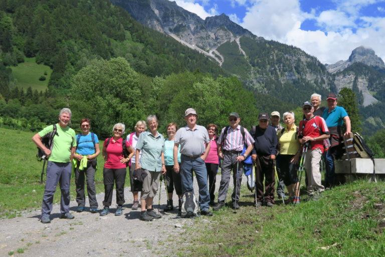 Wanderung von Braz nach Bludenz - Image 1