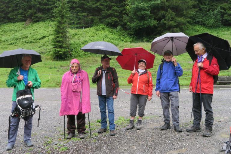 Wanderung vom Bädle zur Leue Alpe - Image 1