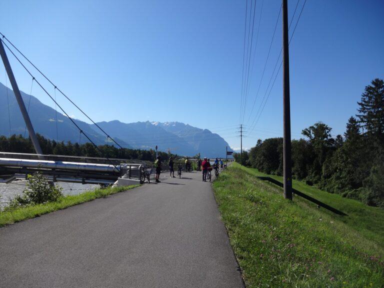 Alte Holzbrücke Vaduz - Image 6