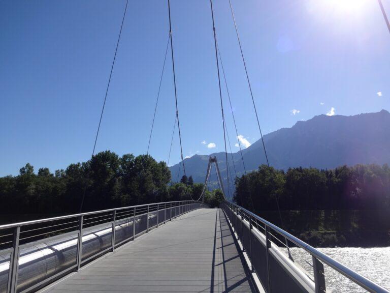 Alte Holzbrücke Vaduz - Image 7
