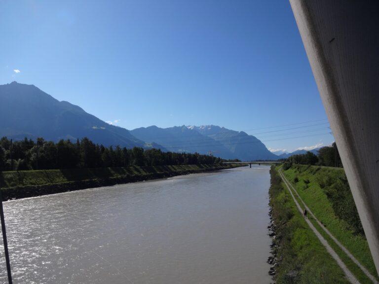Alte Holzbrücke Vaduz - Image 8