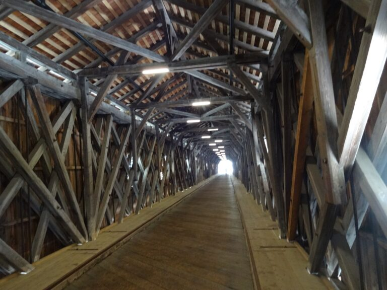 Alte Holzbrücke Vaduz - Image 10