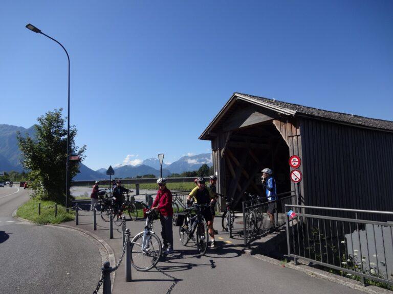 Alte Holzbrücke Vaduz - Image 11