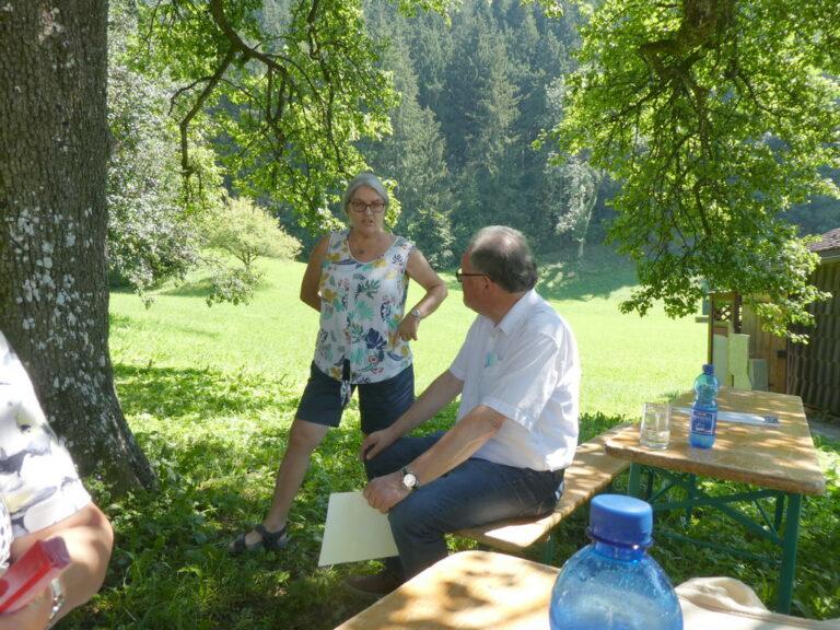 Sommerhock beim Seniorenbund Götzis - Image 7