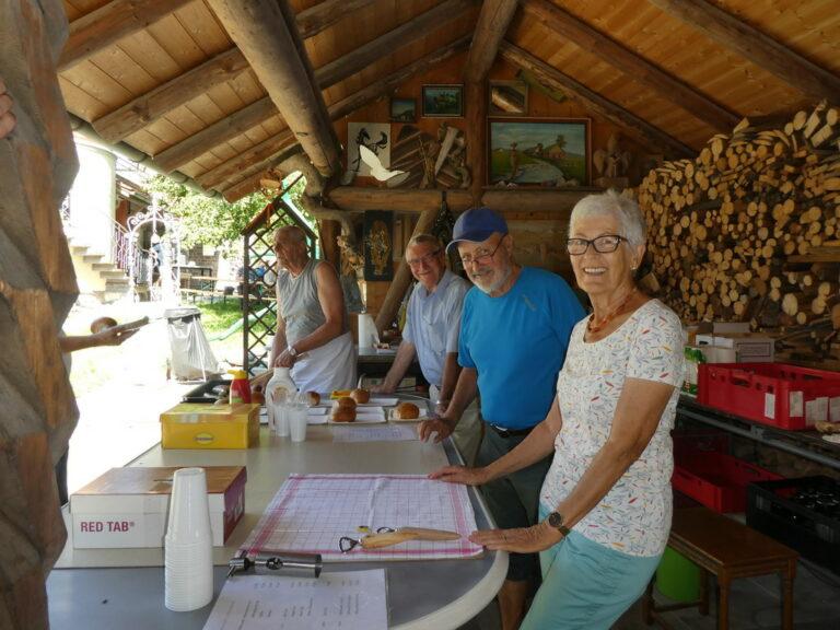 Sommerhock beim Seniorenbund Götzis - Image 2