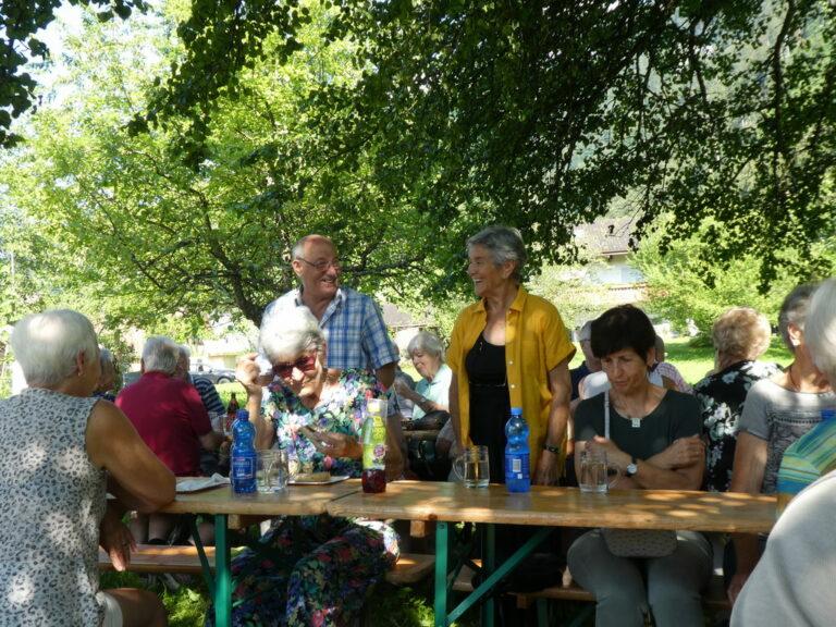 Sommerhock beim Seniorenbund Götzis - Image 1