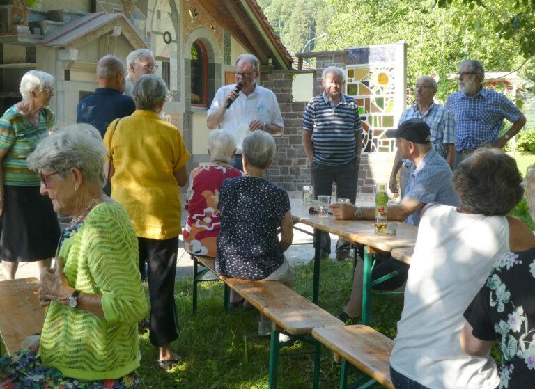 Sommerhock beim Seniorenbund Götzis - Image 8