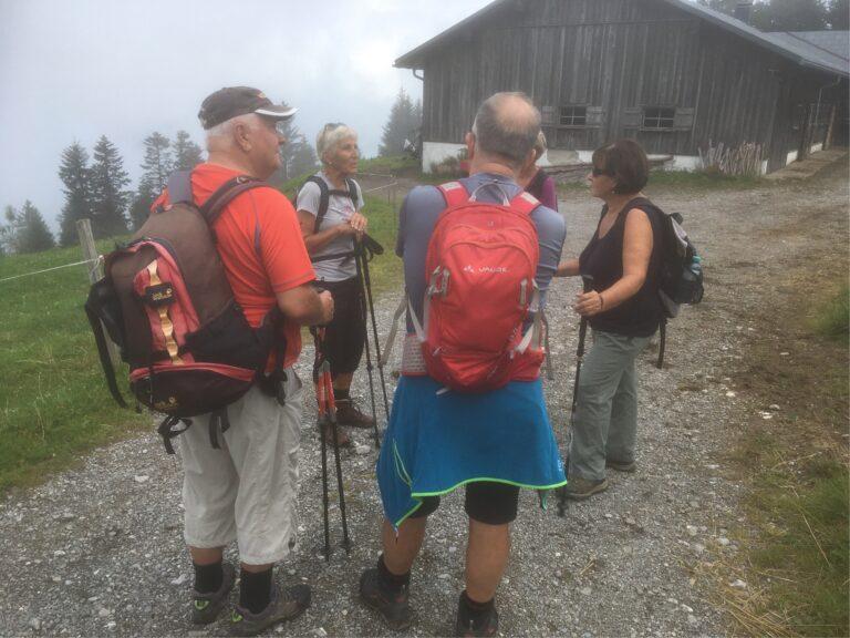 Wanderung am 29.07.2020 des Seniorenbund Rheindelta - Image 4