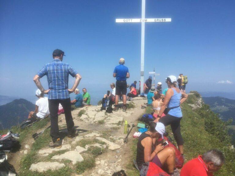 Wanderung auf die Mörzelspitze - Image 4