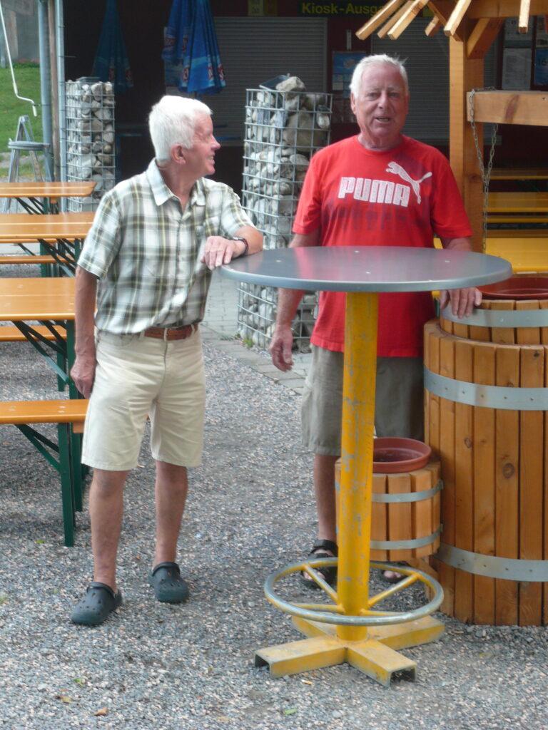 Grillnachmittag des Seniorenbundes Höchst - Image 11