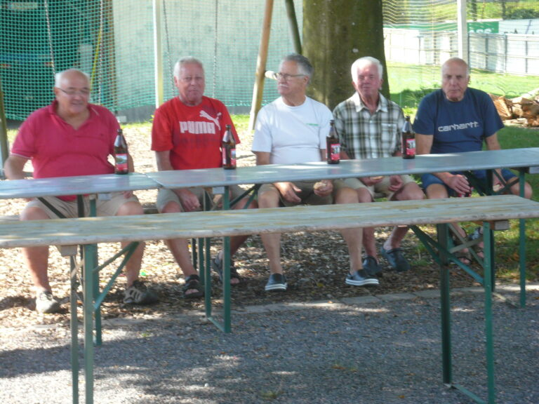 Grillnachmittag des Seniorenbundes Höchst - Image 9