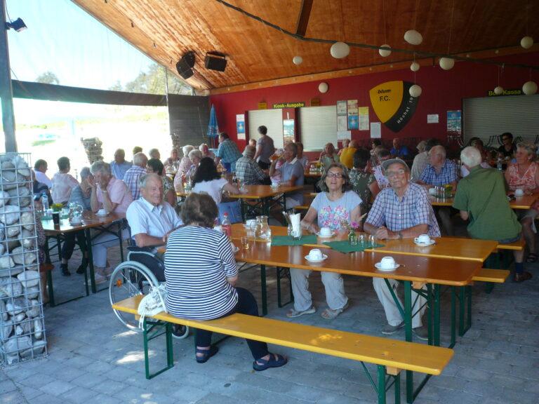 Grillnachmittag des Seniorenbundes Höchst - Image 2