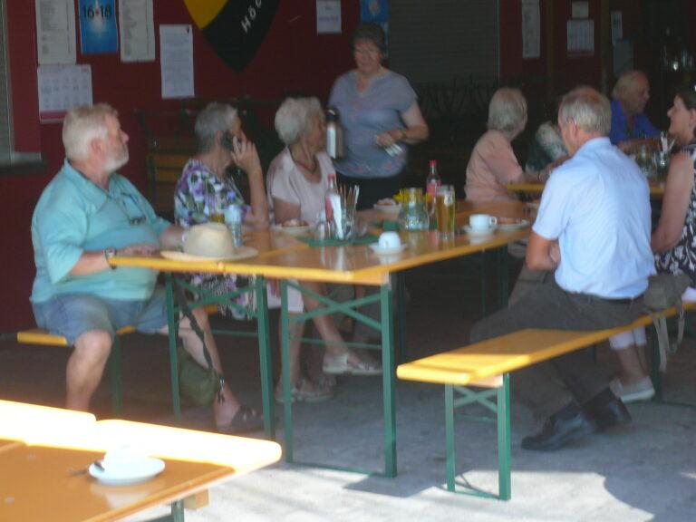Grillnachmittag des Seniorenbundes Höchst - Image 1