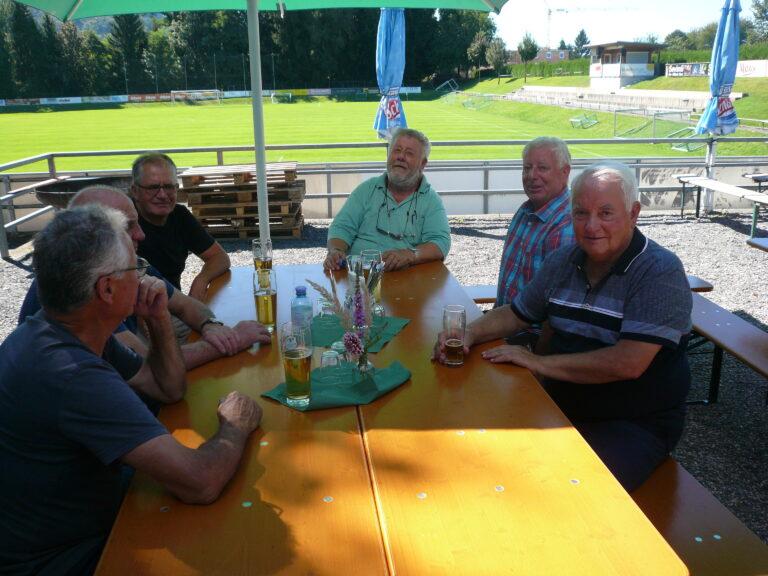 Grillnachmittag des Seniorenbundes Höchst - Image 4