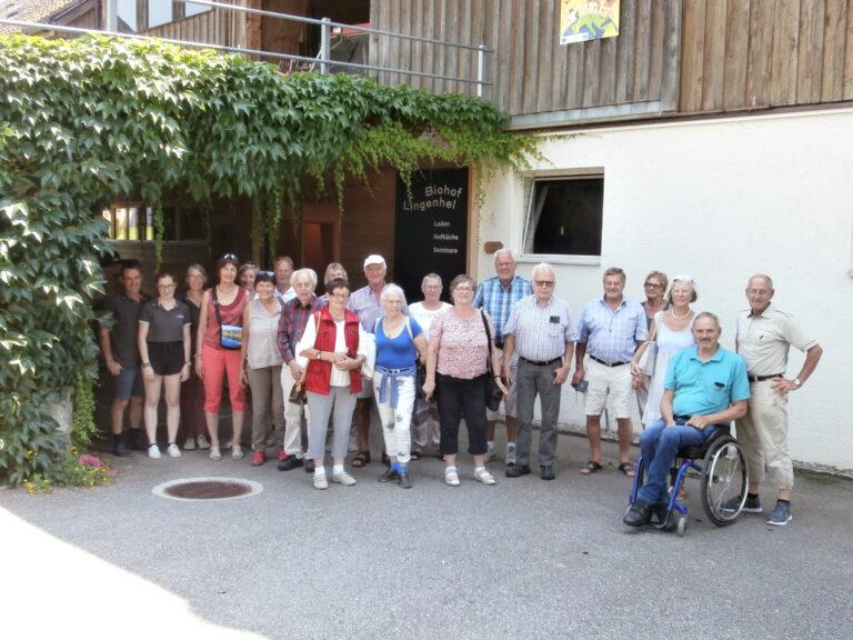 Ausflug zum Biobauernhof Lingenhel - Image 8