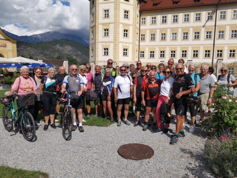 Seniorenbund Bregenz auf Radtour im Tiroler Inntal - Image 5