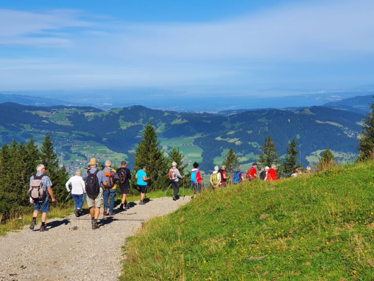 Tolle Wanderung zur Stongeralpe - Image 1