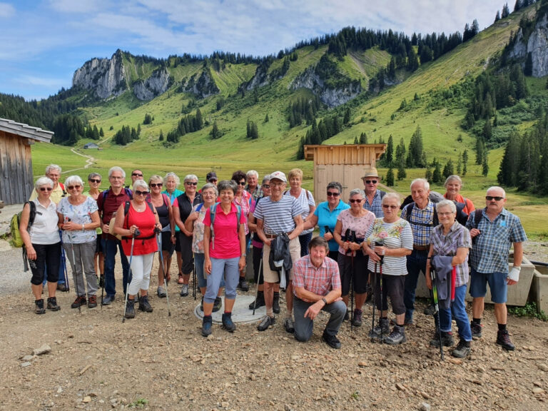 Tolle Wanderung zur Stongeralpe - Image 3