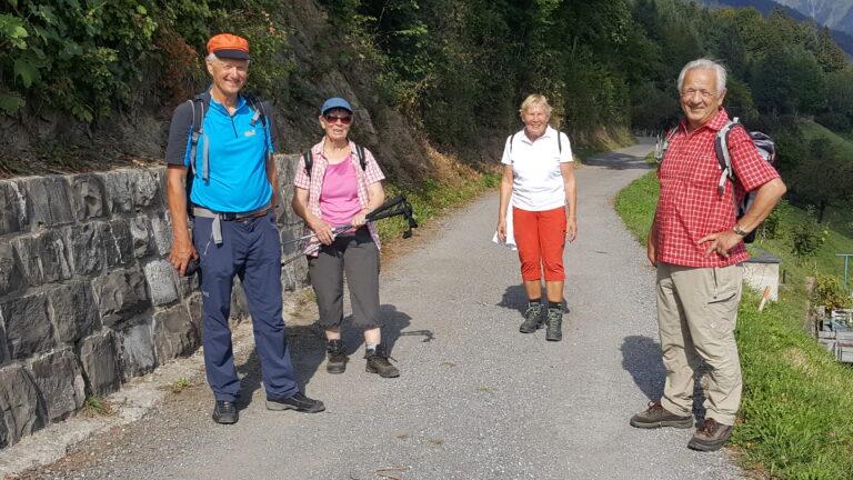 Wanderung nach Viktorsberg - Image 3