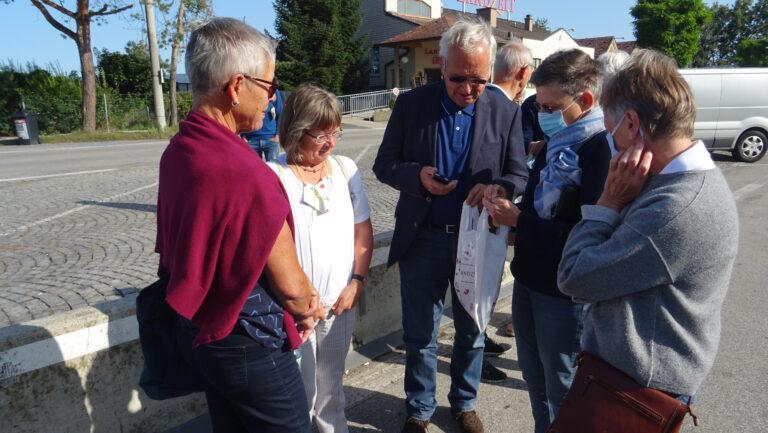 Wolfurter Senioren reisten ins Burgenland - Image 1