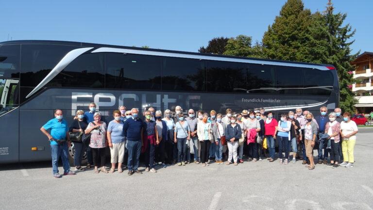 Wolfurter Senioren reisten ins Burgenland - Image 8