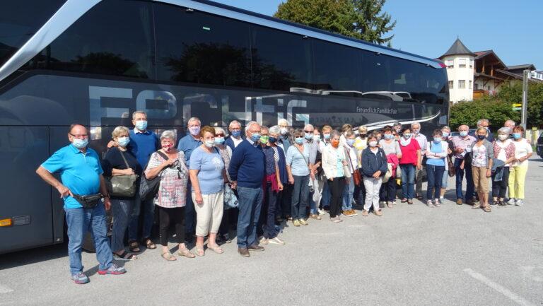 Wolfurter Senioren reisten ins Burgenland - Image 9