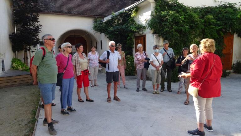 Wolfurter Senioren reisten ins Burgenland - Image 21