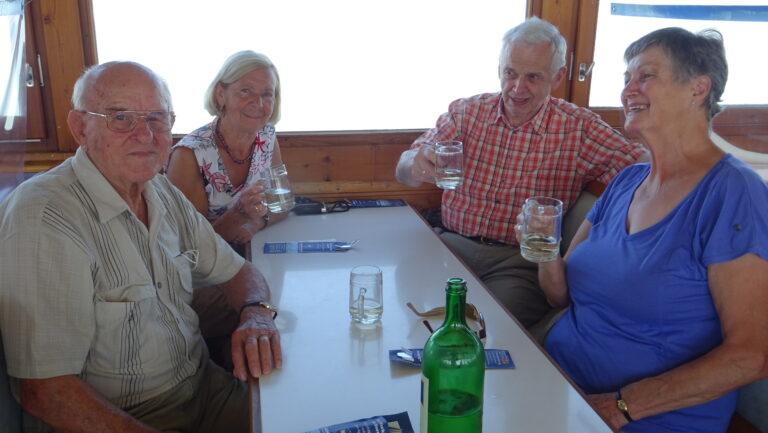 Wolfurter Senioren reisten ins Burgenland - Image 25