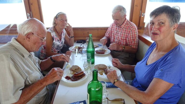 Wolfurter Senioren reisten ins Burgenland - Image 32