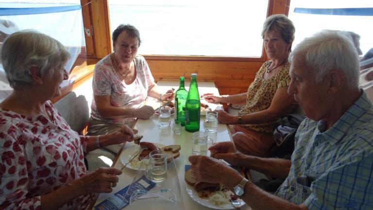 Wolfurter Senioren reisten ins Burgenland - Image 34