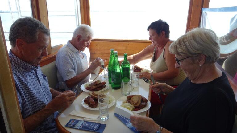 Wolfurter Senioren reisten ins Burgenland - Image 37