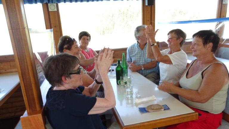 Wolfurter Senioren reisten ins Burgenland - Image 40