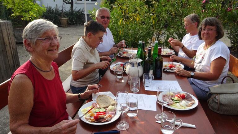 Wolfurter Senioren reisten ins Burgenland - Image 48