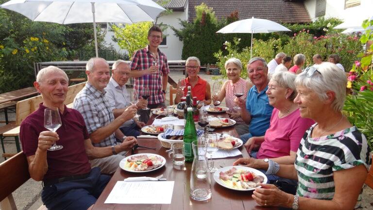 Wolfurter Senioren reisten ins Burgenland - Image 49