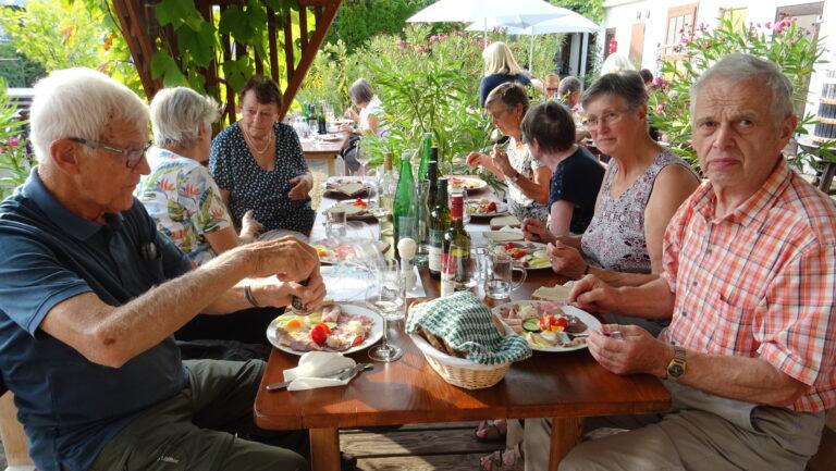 Wolfurter Senioren reisten ins Burgenland - Image 50