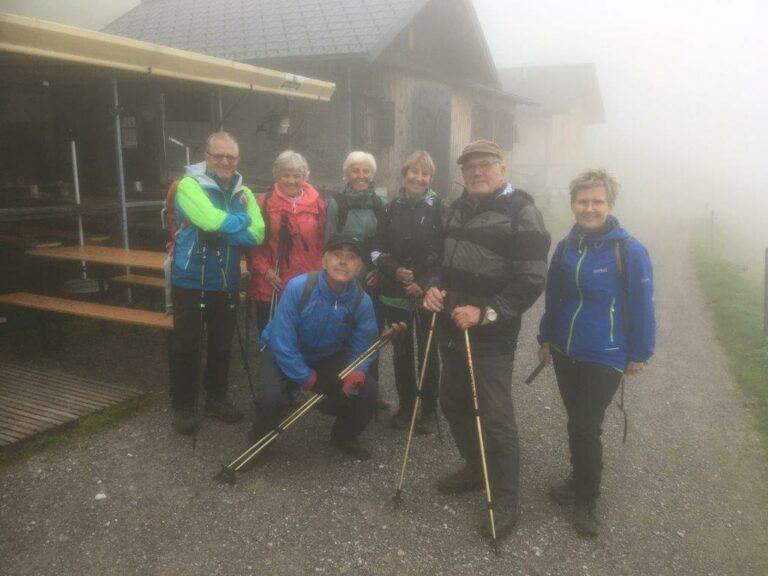 Wanderwoche des Seniorenbundes Rheindelta auf die Alpe Gamp des Seniorenbundes Rheindelta. - Image 2