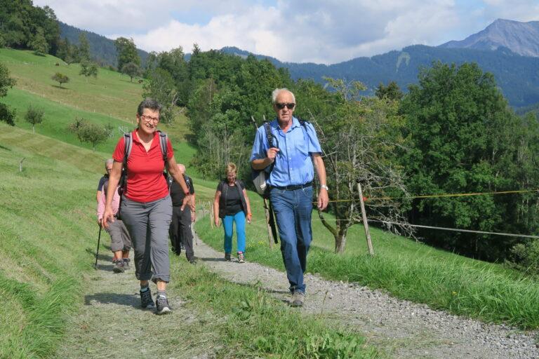 Wanderung nach Viktorsberg - Image 2