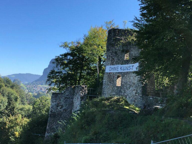 Burgruine Alt Ems - Image 5