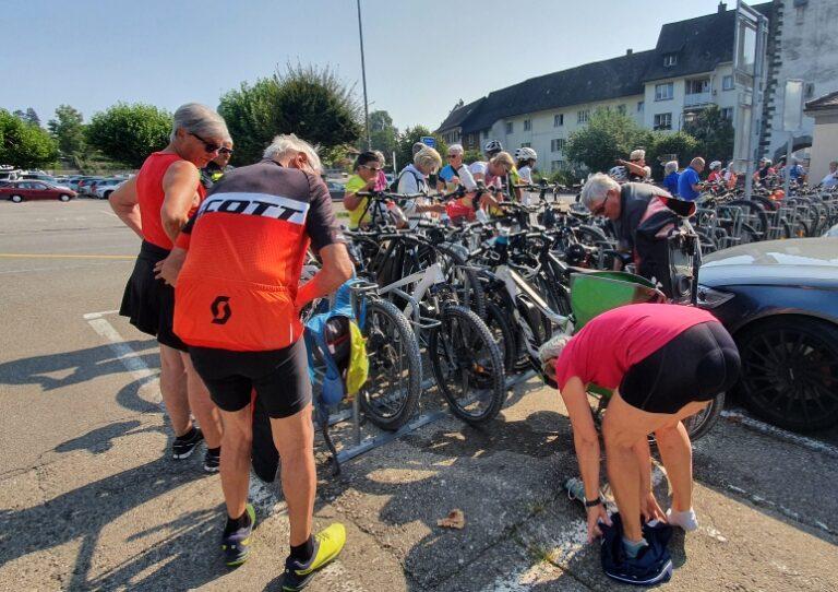 Seniorenbund Ortsgruppe Krumbach auf Radtour am Hochrhein - Image 3