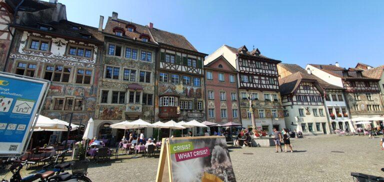 Seniorenbund Ortsgruppe Krumbach auf Radtour am Hochrhein - Image 2