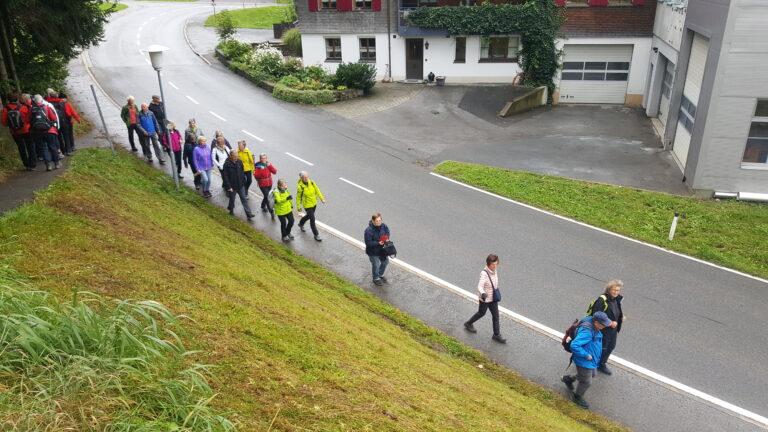 Herbstwanderung Wasserwanderweg Hittisau - Image 3