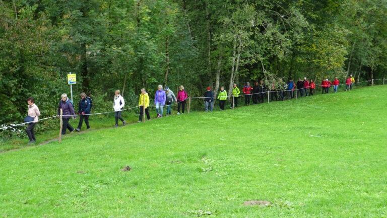 Herbstwanderung Wasserwanderweg Hittisau - Image 6