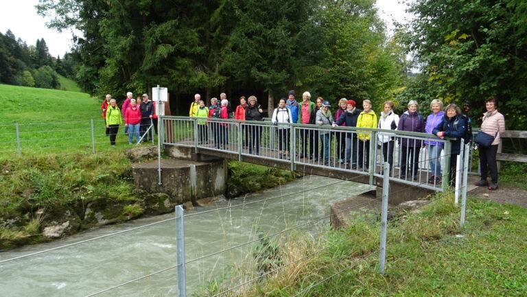 Herbstwanderung Wasserwanderweg Hittisau - Image 8