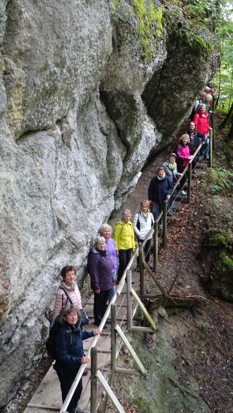 Herbstwanderung Wasserwanderweg Hittisau - Image 11