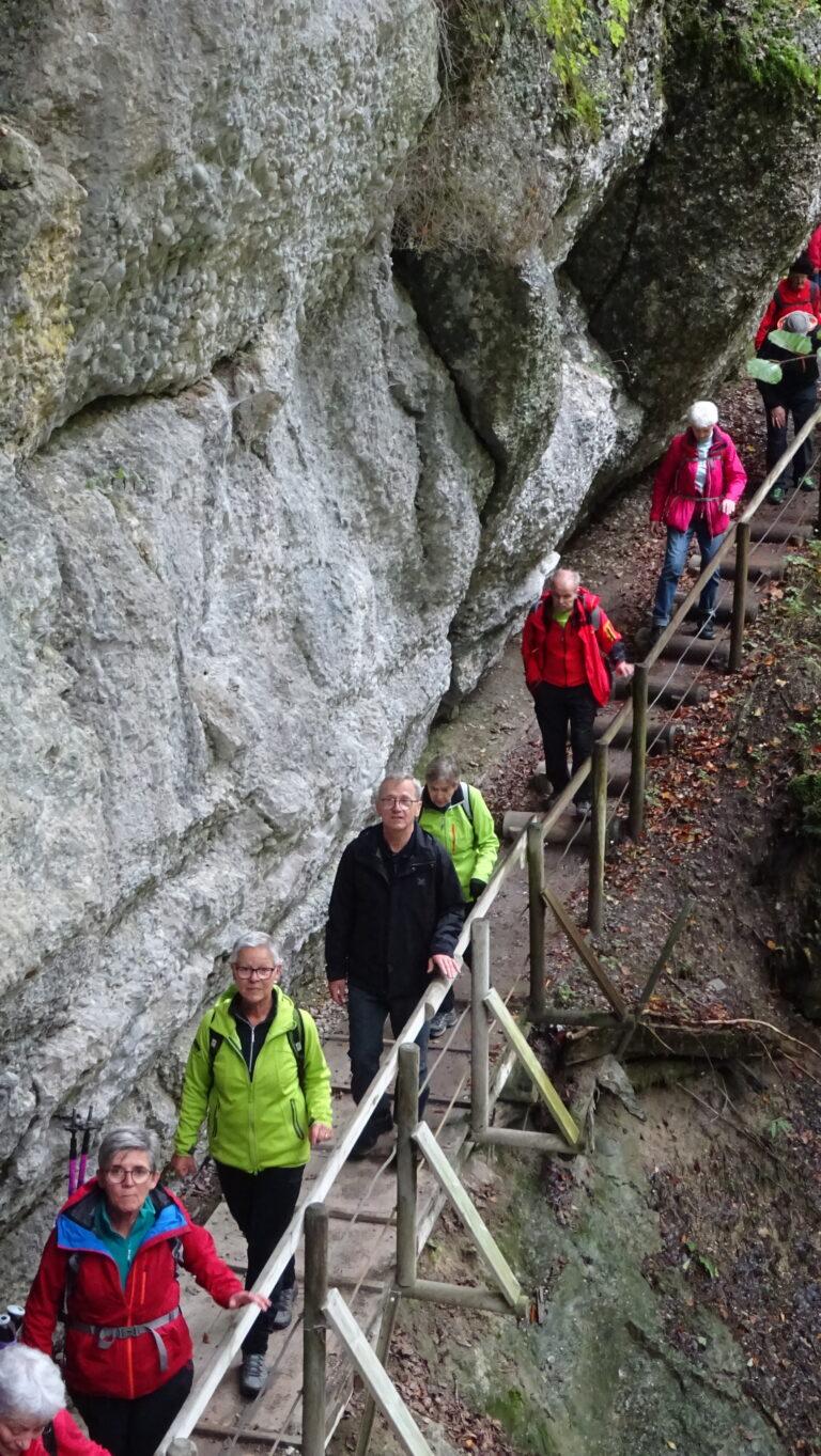 Herbstwanderung Wasserwanderweg Hittisau - Image 12